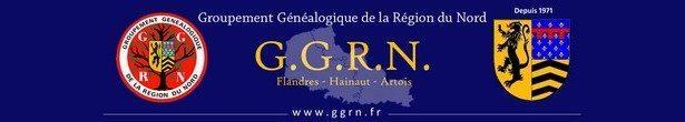 GGRN – Groupement Généalogique de la Région du Nord